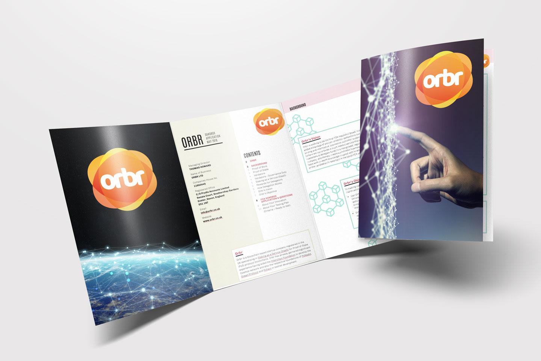 Evolve Promotion - Orbr Brochure