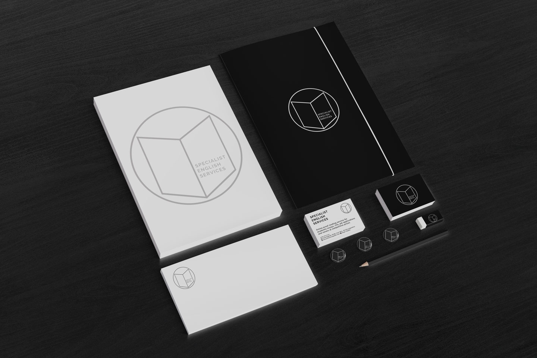 Evolve Promotion - SSE Logo Design Branding Stationary