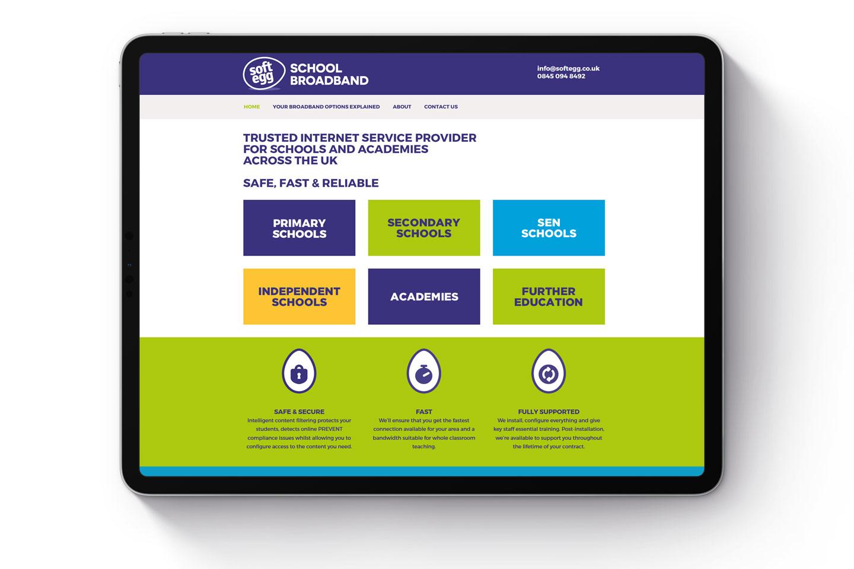 Evolve Promotion - Website Design Exeter